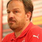 Alexander Zorniger da han var cheftræner i VfB Stuttgart