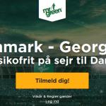Risikofrit spil på op til 500 kr. for dansk sejr over Georgien hos Mr Green