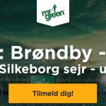 Få forhøjet odds 20 på Silkeborg sejr som ny kunde!