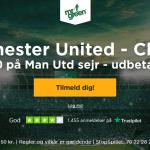 Spil risikofrit på Manchester United sejr til odds 6 som ny kunde!