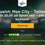 Spil risikofrit på Tottenham Spurs sejr til odds 20 som ny kunde!