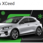 Vind penge eller en KIA XCeed i Unibets julekonkurrence!