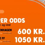 Spil 50 kr. hos 888 og vind hele 600 kroner på FC København sejr over Malmö FF!