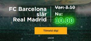 Mr Green Barcelona campaign