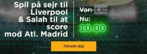 Mr Green's Liverpool/Salah special