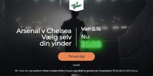 Mr Green FA Cup-finale kampagne